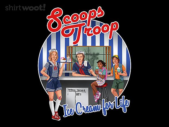 Woot!: Scoops Troop