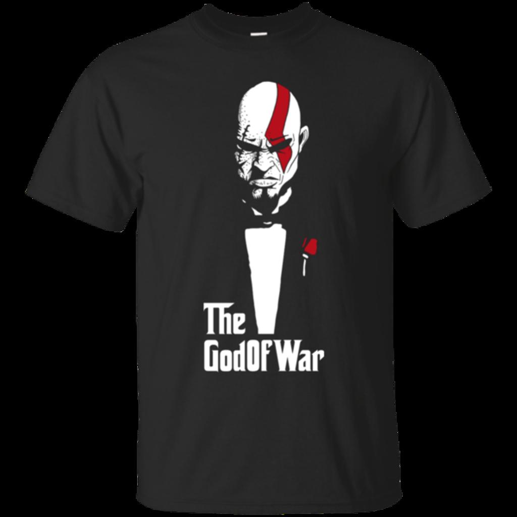 Pop-Up Tee: God of War