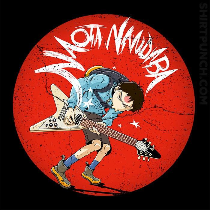 ShirtPunch: Naoto Nandaba