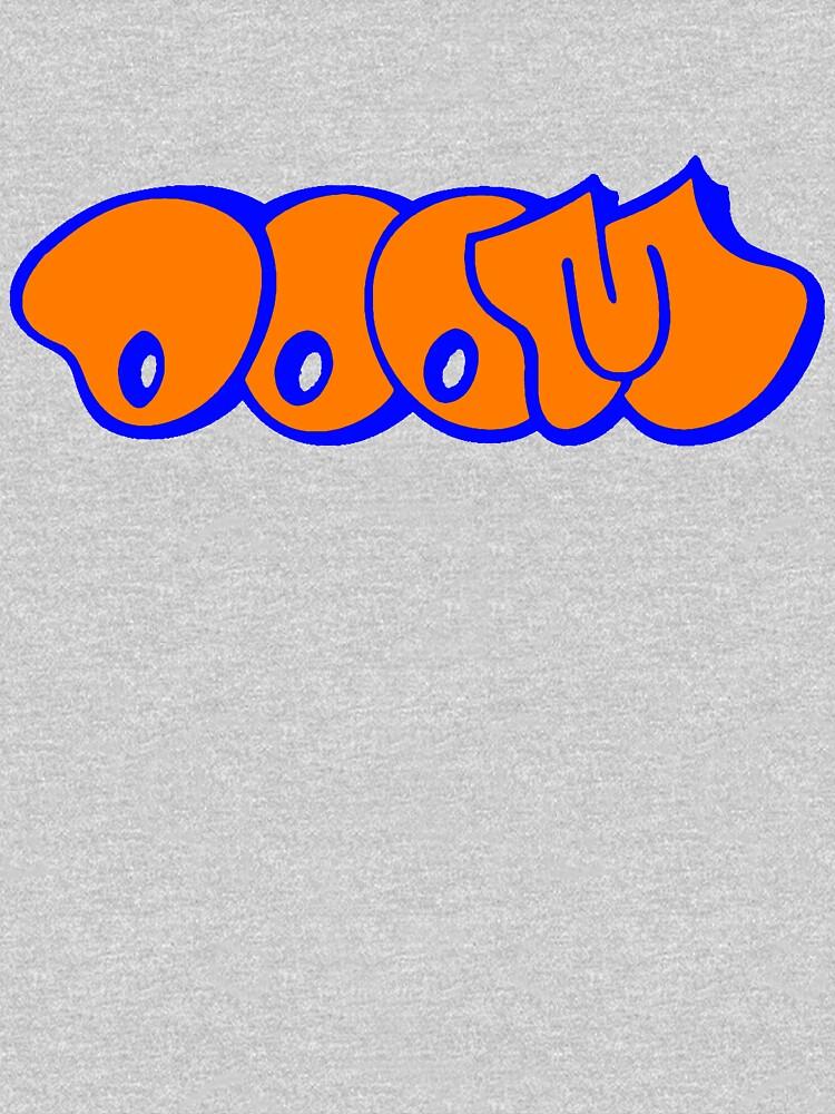 RedBubble: DOOM Logo (Colored) [PLEASE GO TO GASDRAWLS.COM AND BUY DOOM'S MERCH INSTEAD]
