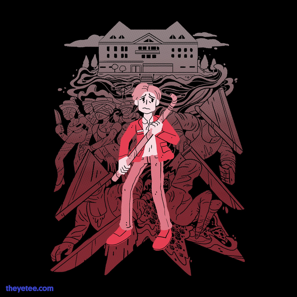 The Yetee: Alone in the Town