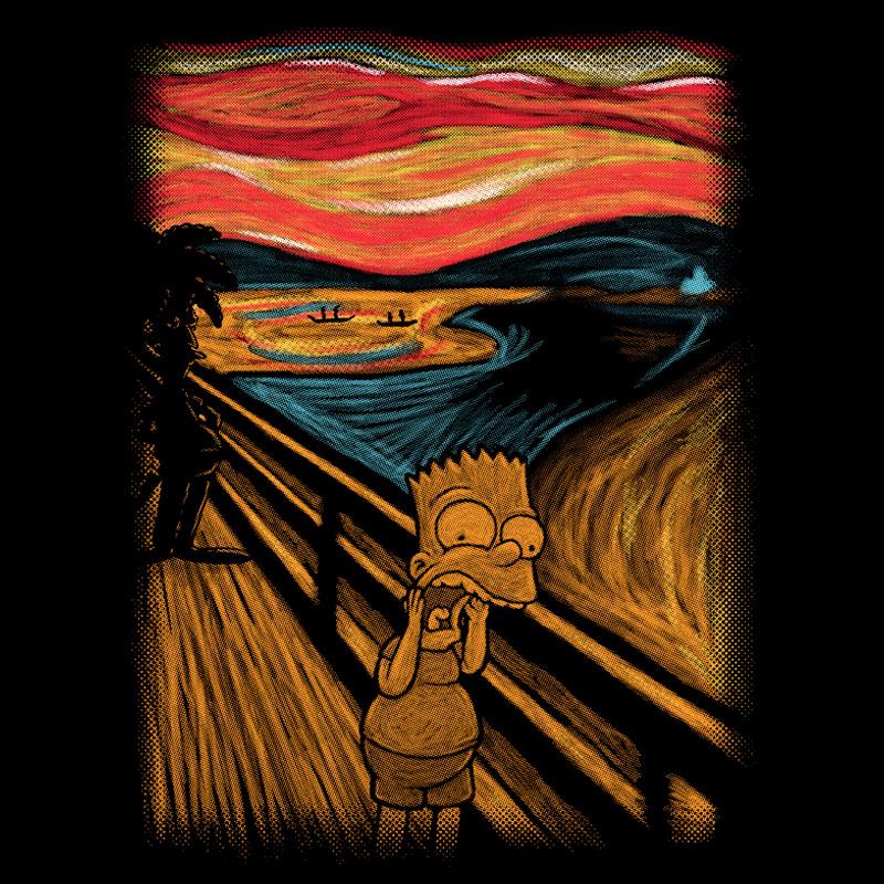 Pampling: Scream in Springfield