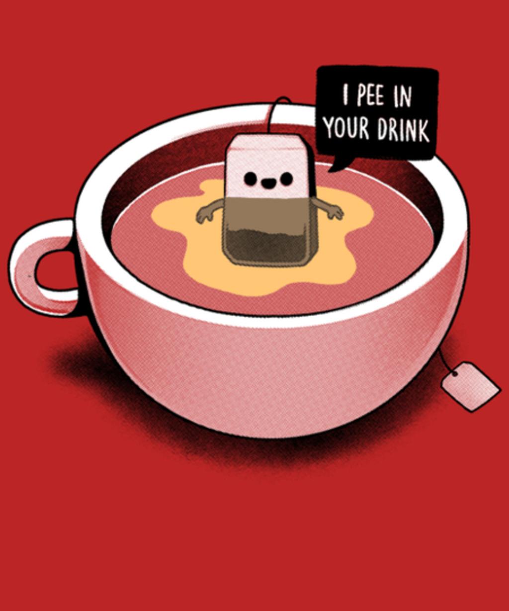 Qwertee: Hot Tea