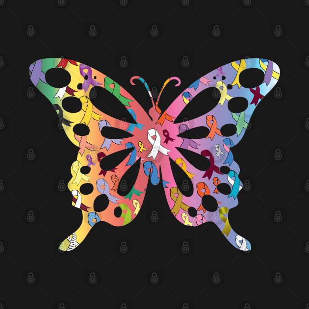 TeePublic: All Cancer Matter Awareness