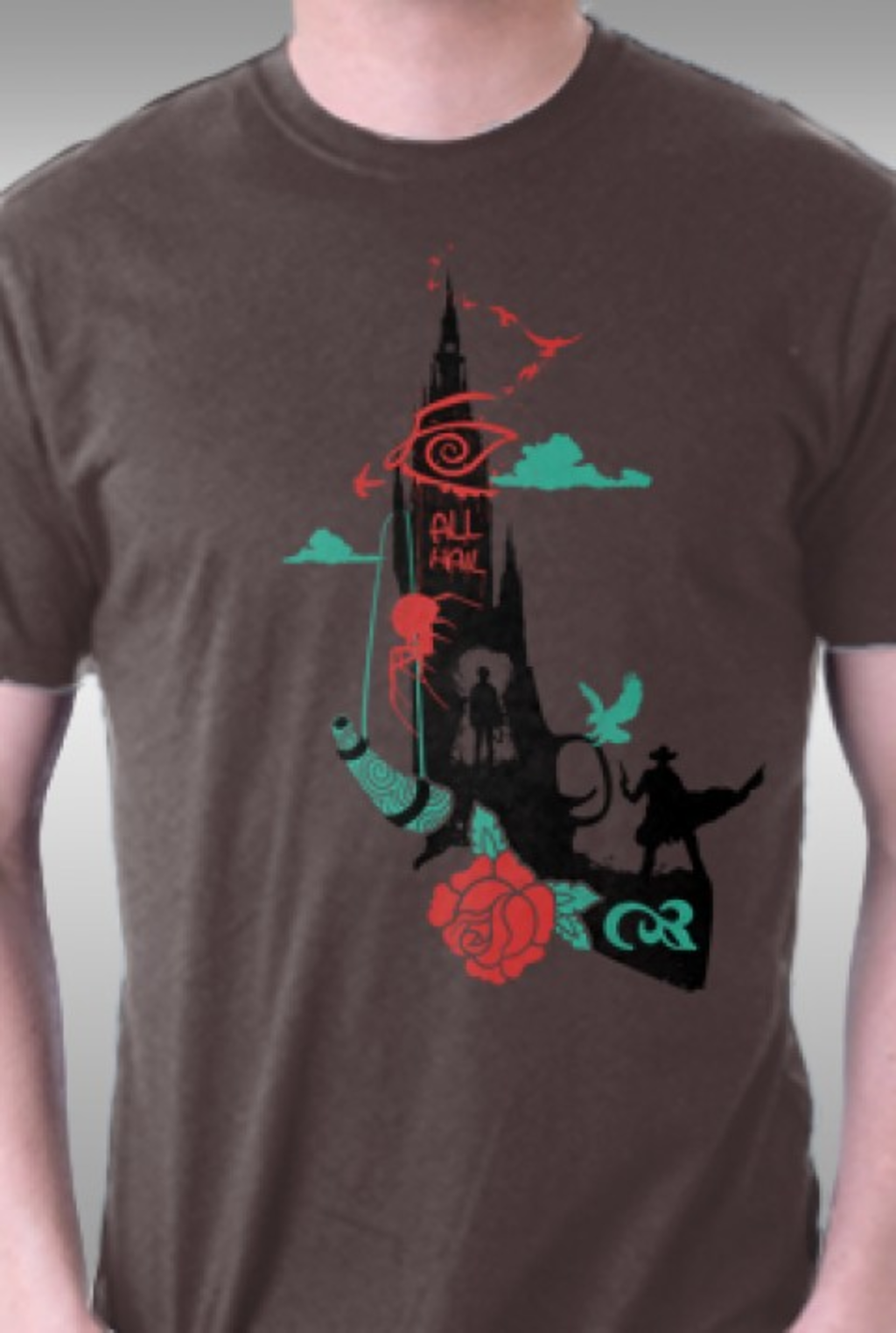 TeeFury: Stand and Be True
