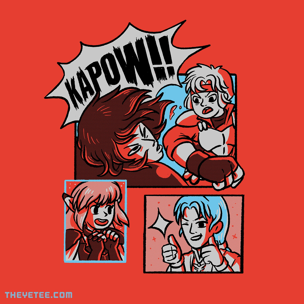 The Yetee: For Alys!