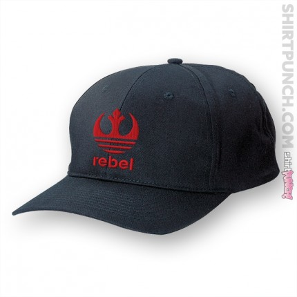 ShirtPunch: Rebel Classic Hat