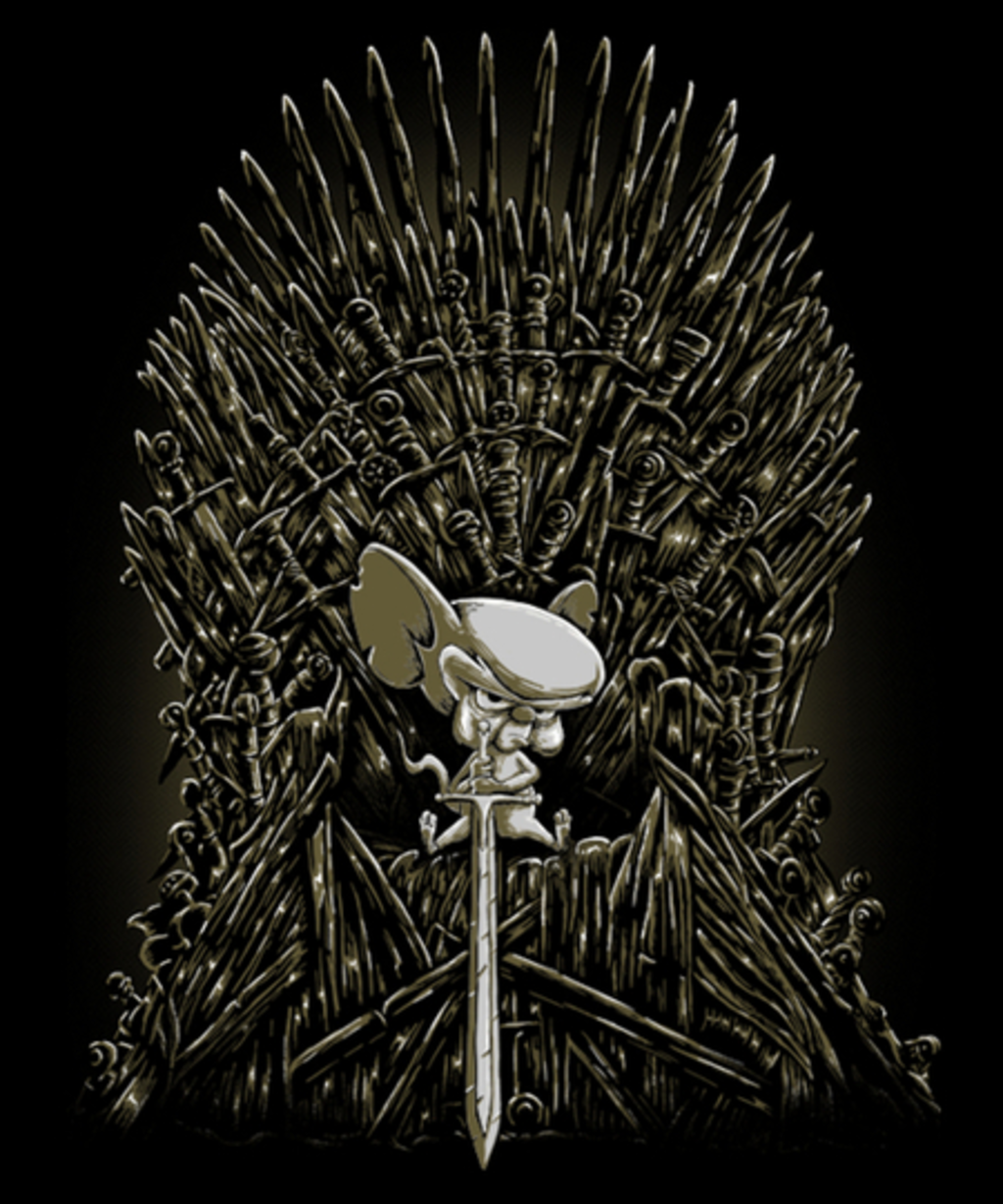Qwertee: Brain of Thrones