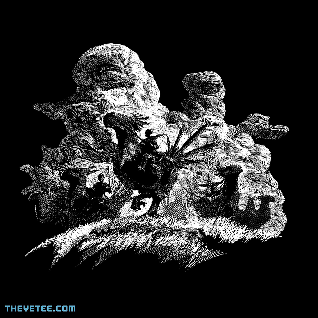 The Yetee: War of the Lions
