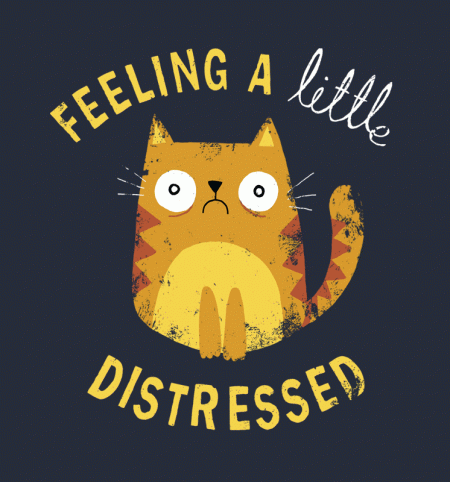 BustedTees: A Little Distressed