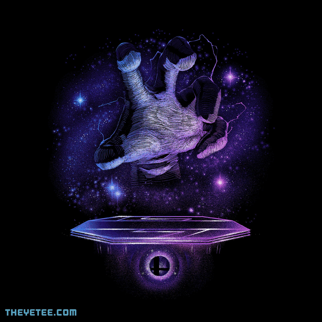 The Yetee: Cosmic Hand