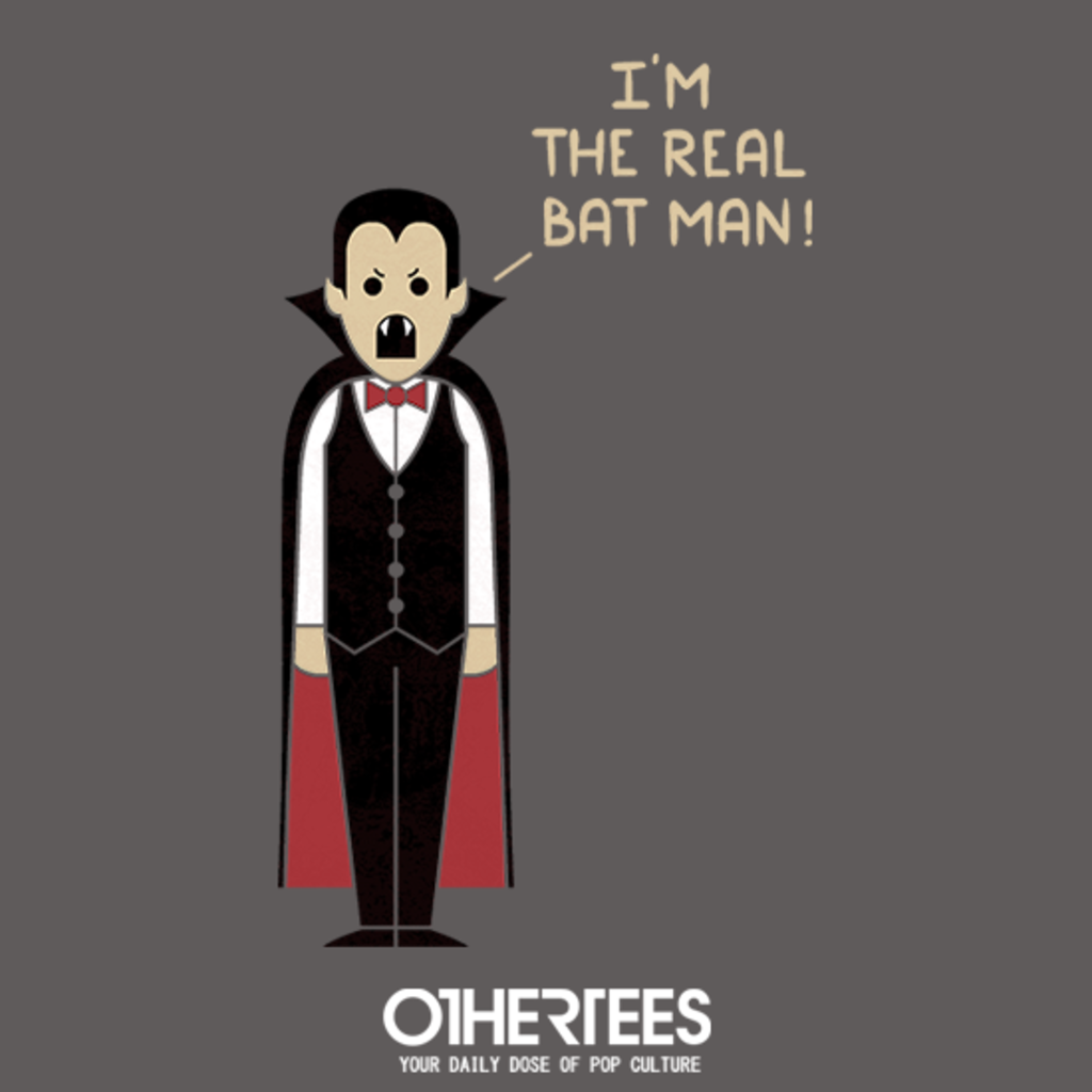 OtherTees: Monster Issues - Dracula