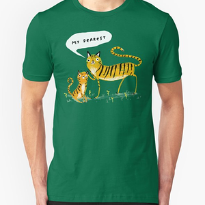 RedBubble: Dear Tiger