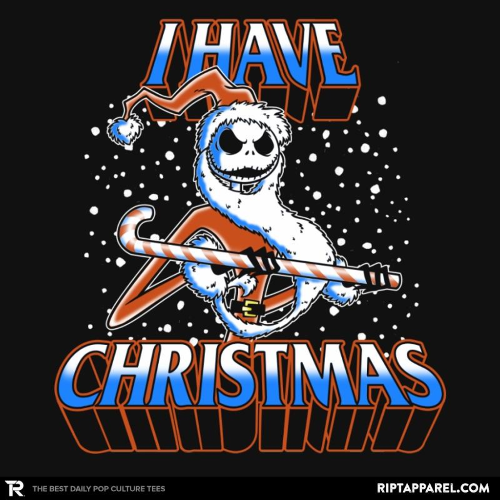 Ript: I Have Christmas!