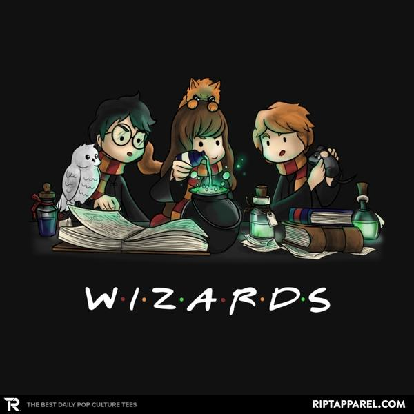 Ript: WIZARDS