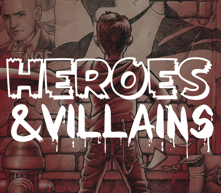 TeeFury: Heroes & Villains Collection