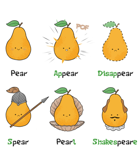 Qwertee: Pear to Pear
