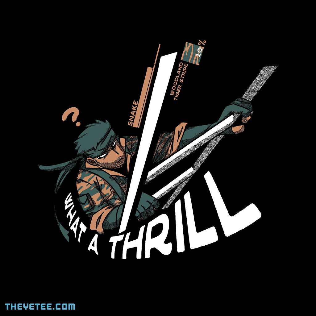 The Yetee: That Ladder Part