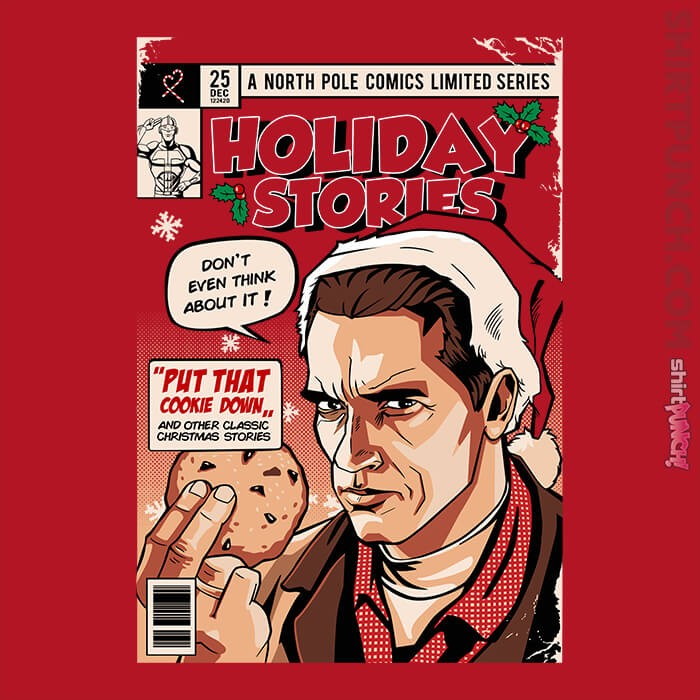 ShirtPunch: Holiday Stories