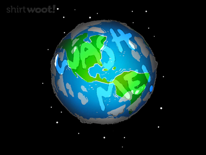 Woot!: Go Clean, Go Green!