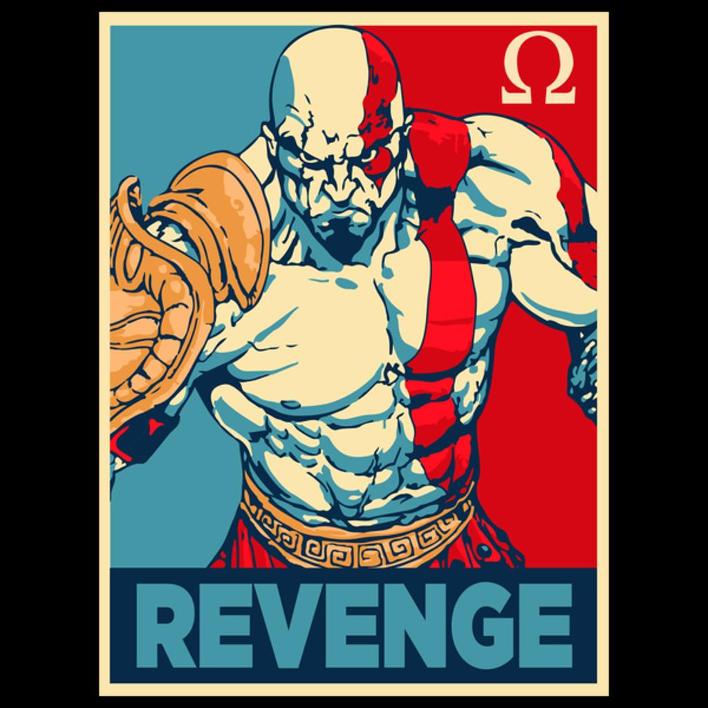 NeatoShop: Kratos God of War