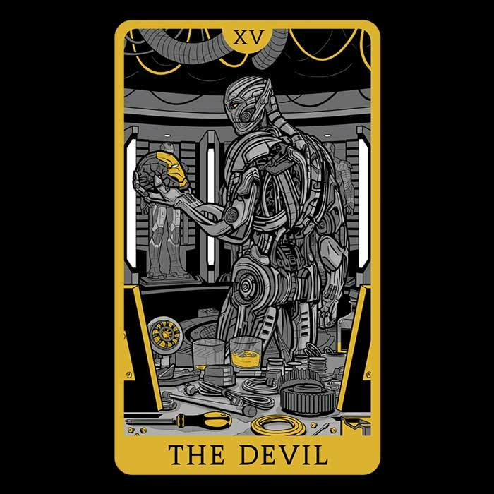 Once Upon a Tee: Tarot: The Devil