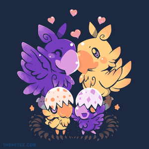The Yetee: Loving Choco Family