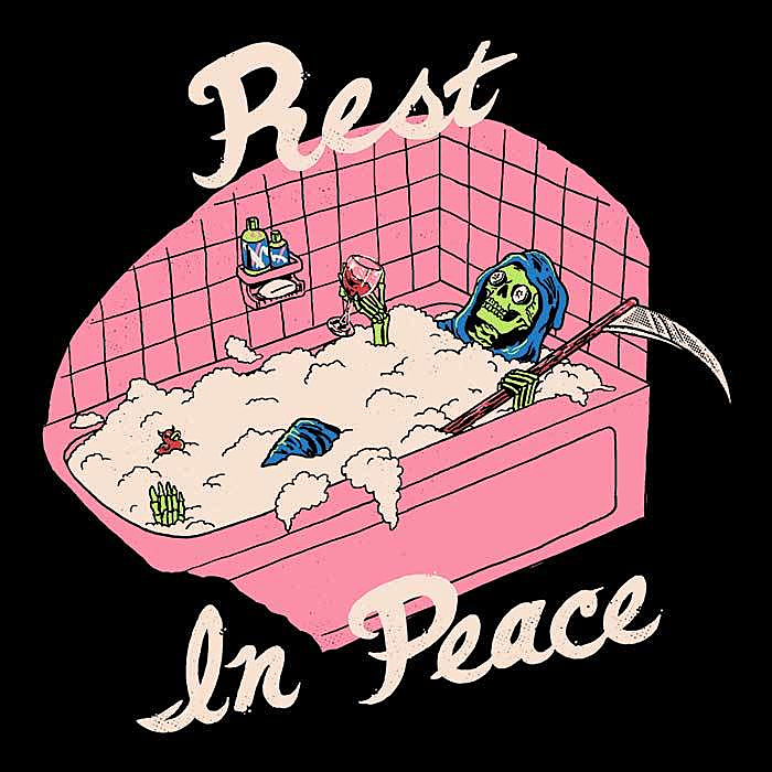 Once Upon a Tee: Rest in Peace