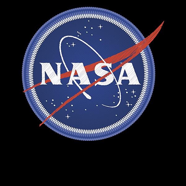 NeatoShop: Nasa Embroidered