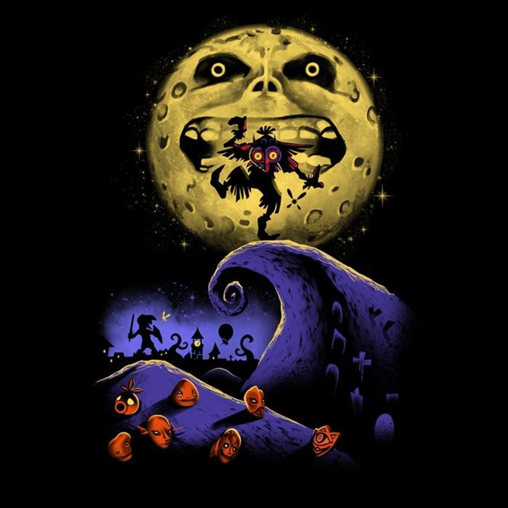 Once Upon a Tee: Nightmare Before Termina