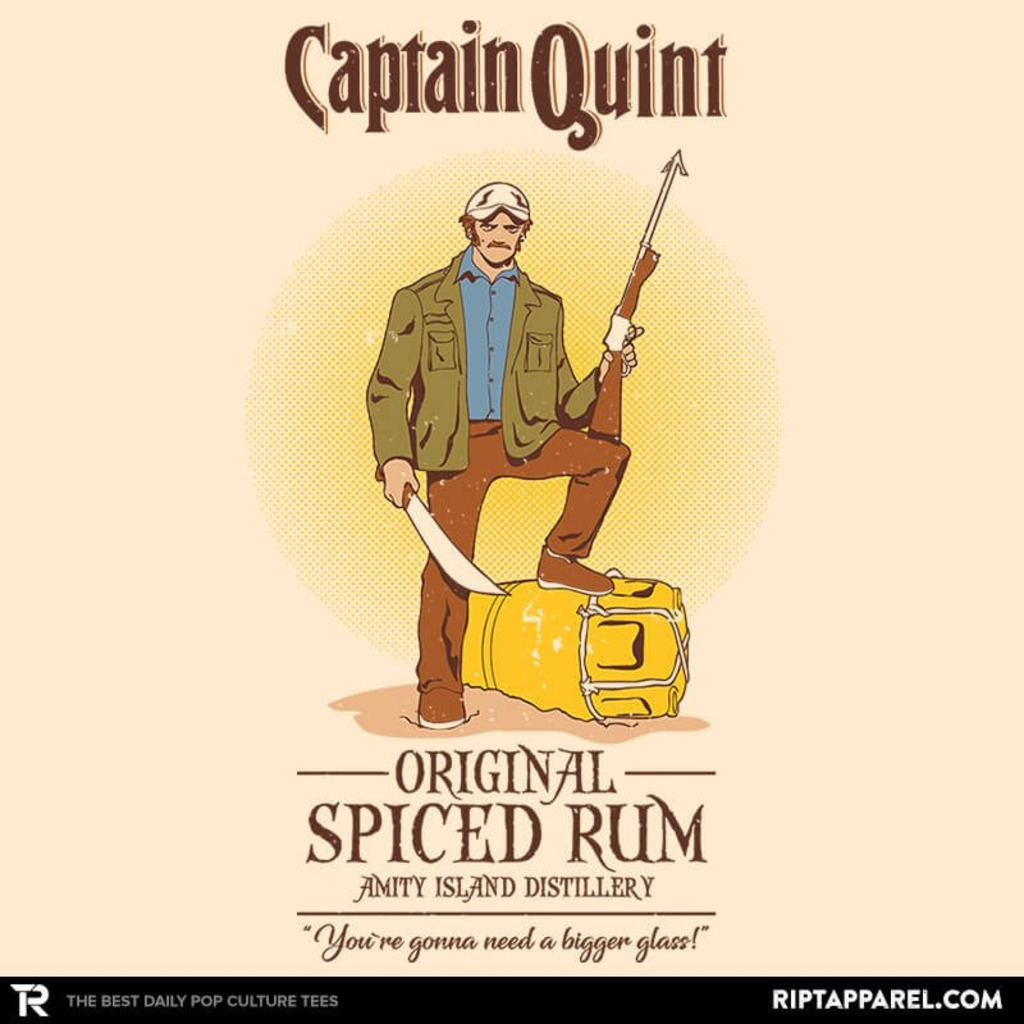 Ript: Captain Quint Spiced Rum