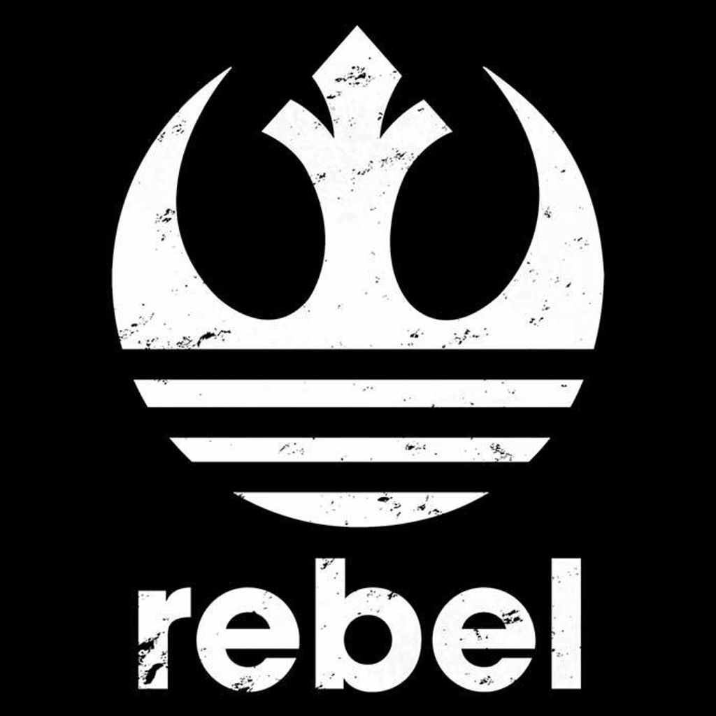 Once Upon a Tee: Rebel Classic (Alt)