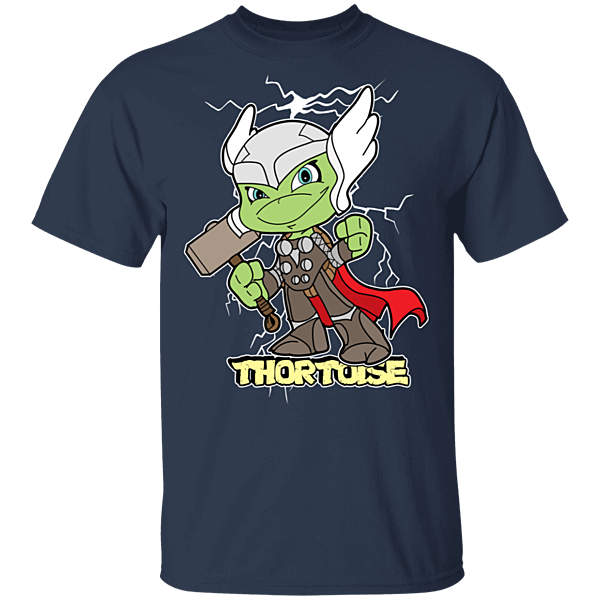 Pop-Up Tee: Tee Thortoise