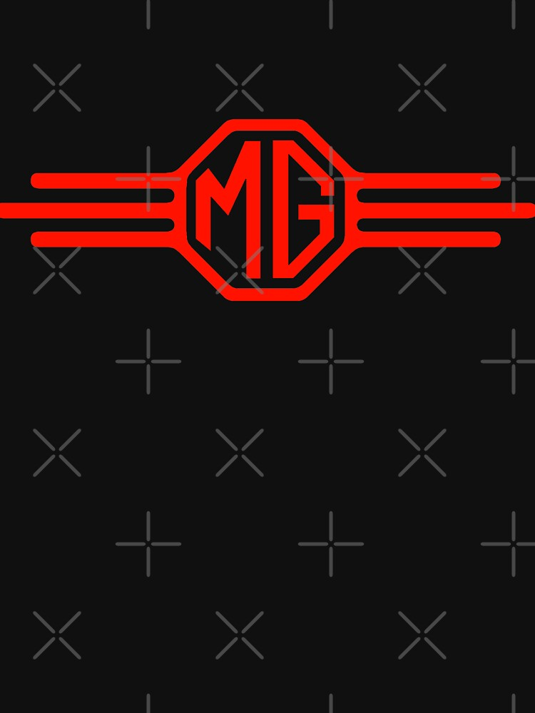 RedBubble: MG cars England