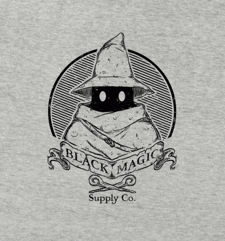 BustedTees: Black Magic Supply Co.