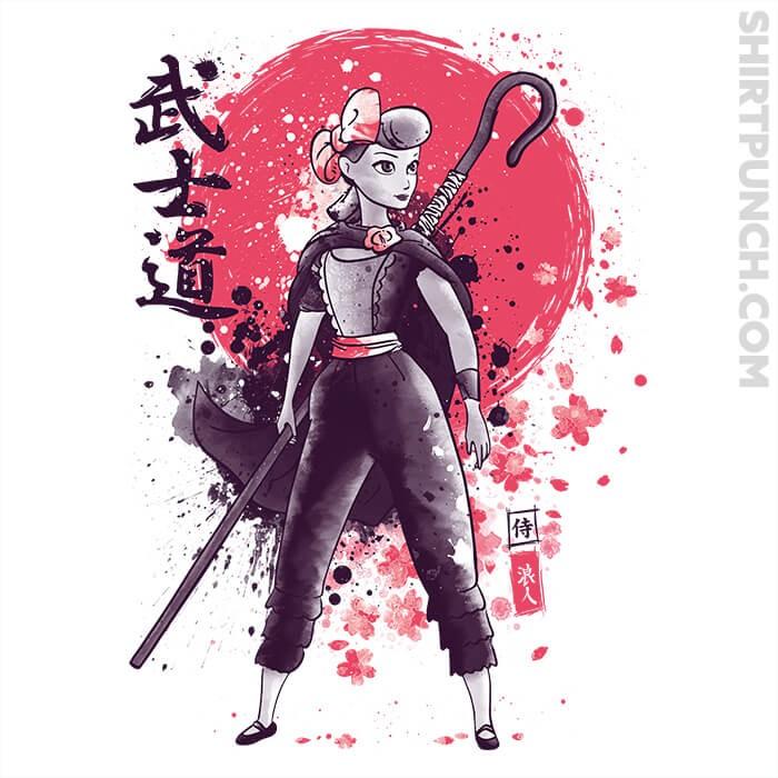 ShirtPunch: Ronin Bo