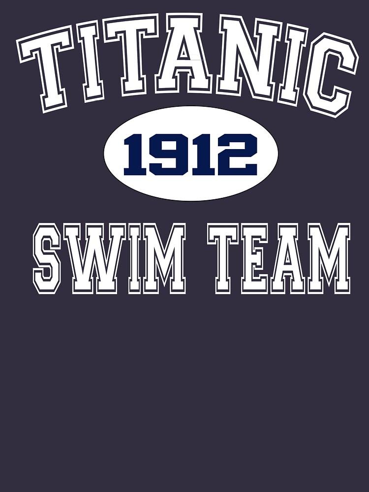 RedBubble: Titanic Swim Team 1912