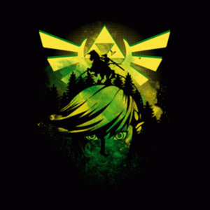 BustedTees: Face of Hyrule