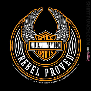 ShirtPunch: Rebel Proved