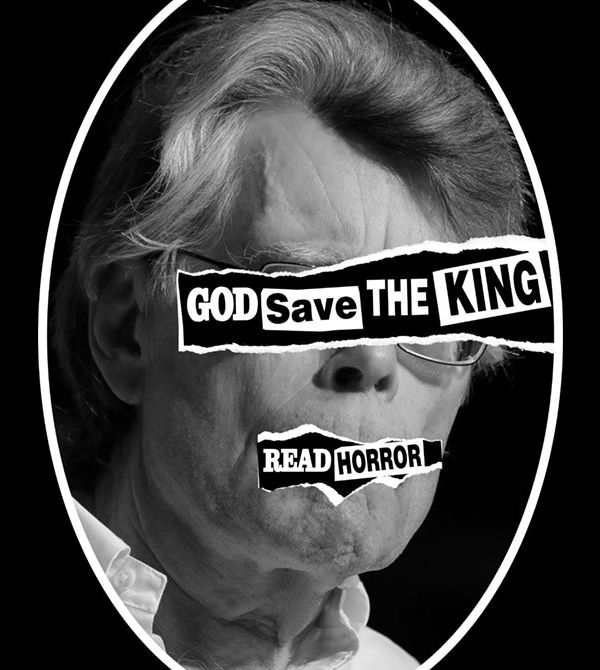 teeVillain: God Save The King