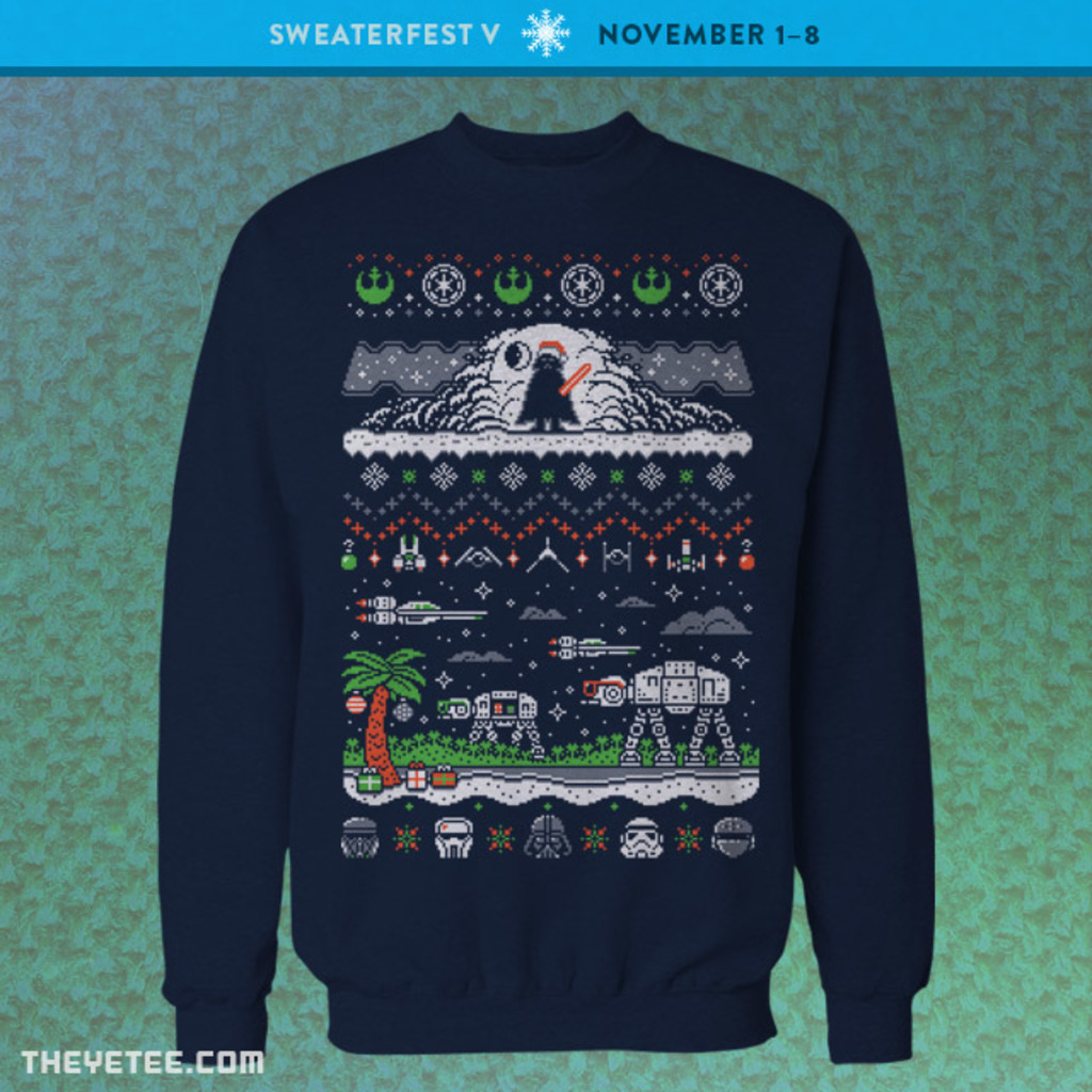 The Yetee: ROGUE HOLIDAY