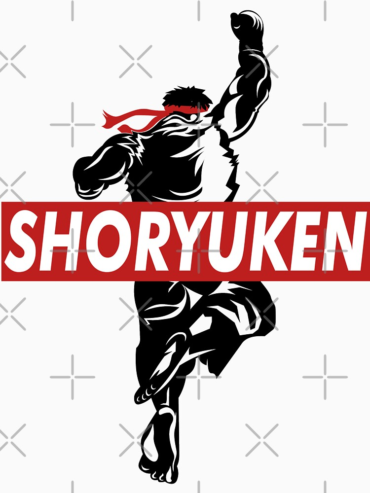 RedBubble: Shoryuken Supreme