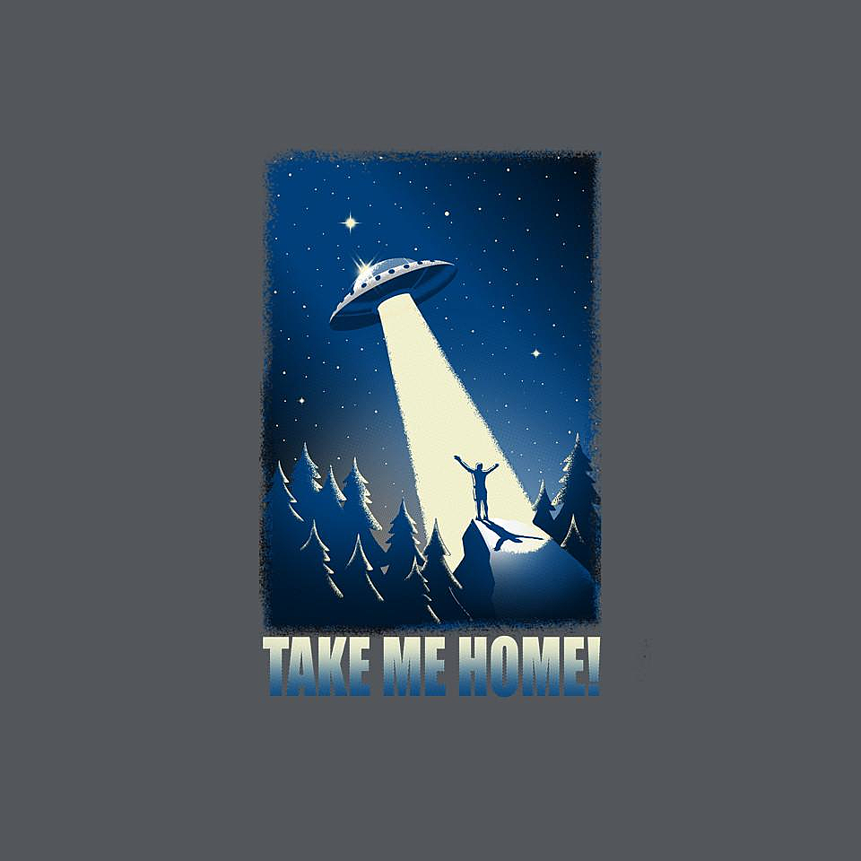 TeeFury: Take Me Home