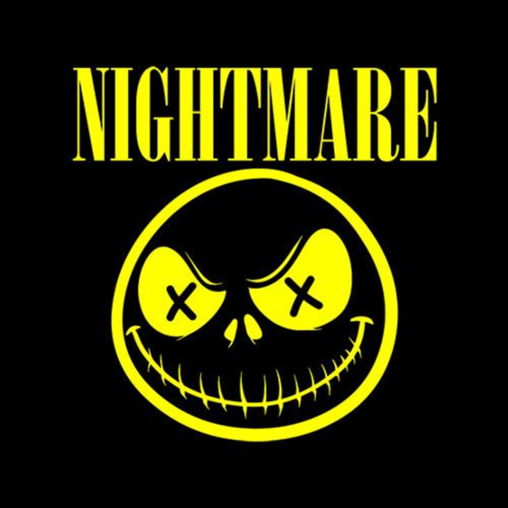 Five Finger Tees: Nightmare T-Shirt