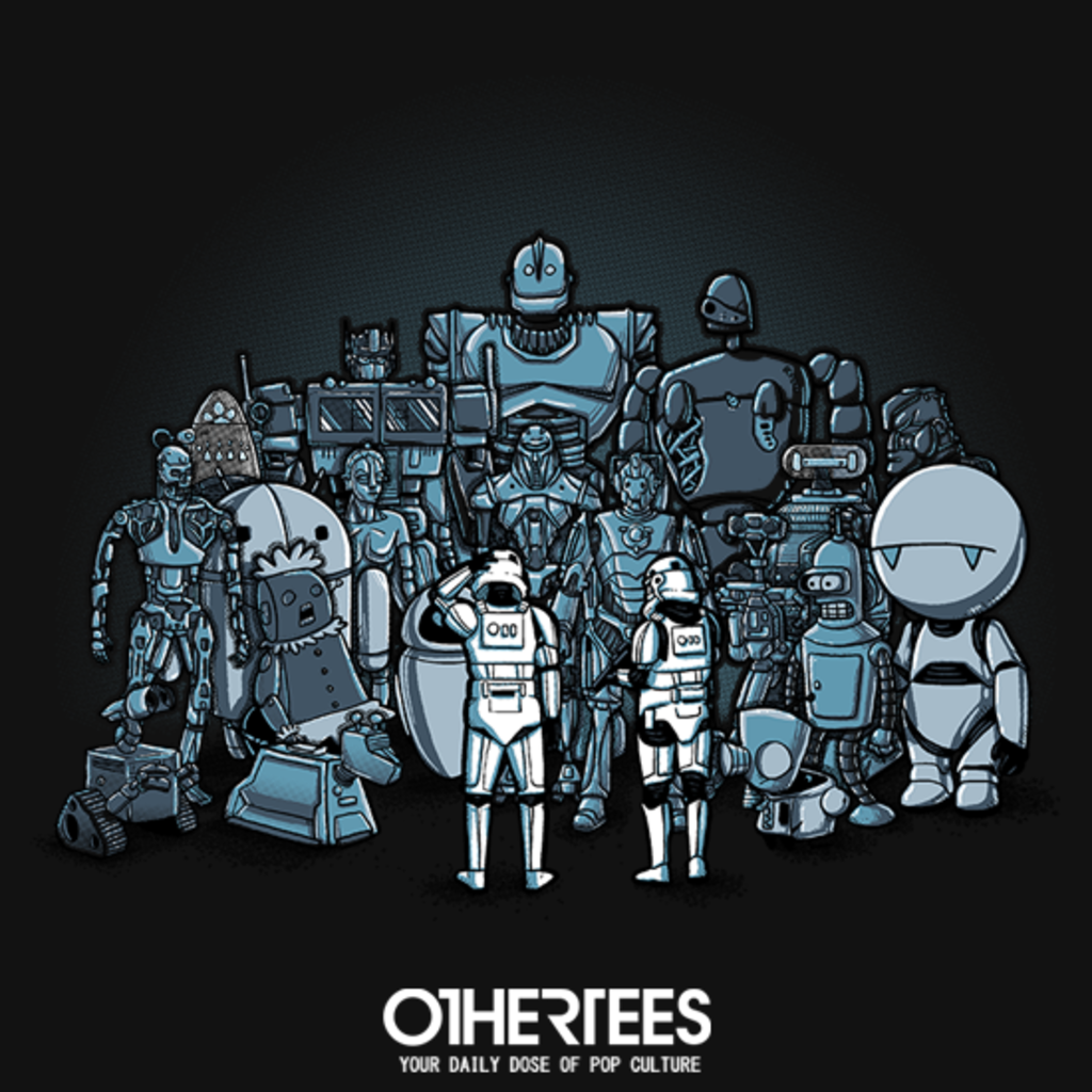 OtherTees: Not The Droids We Are Looking For