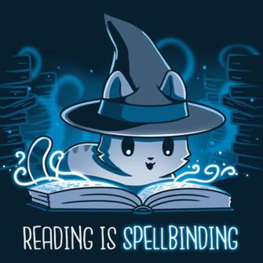 TeeTurtle: Reading Is Spellbinding
