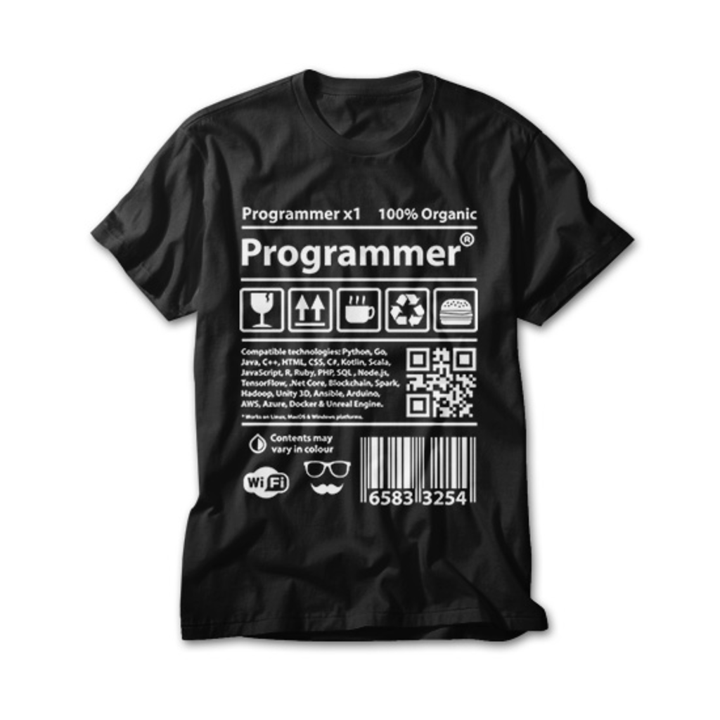 OtherTees: Programmer
