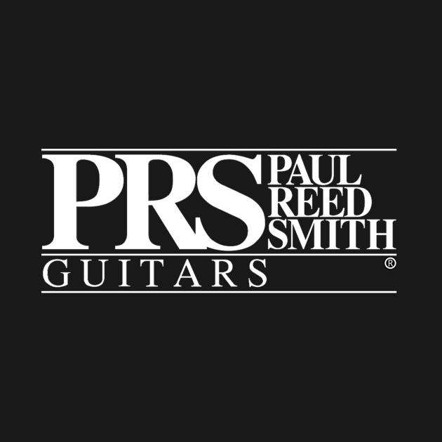 TeePublic: Paul Reed Smith