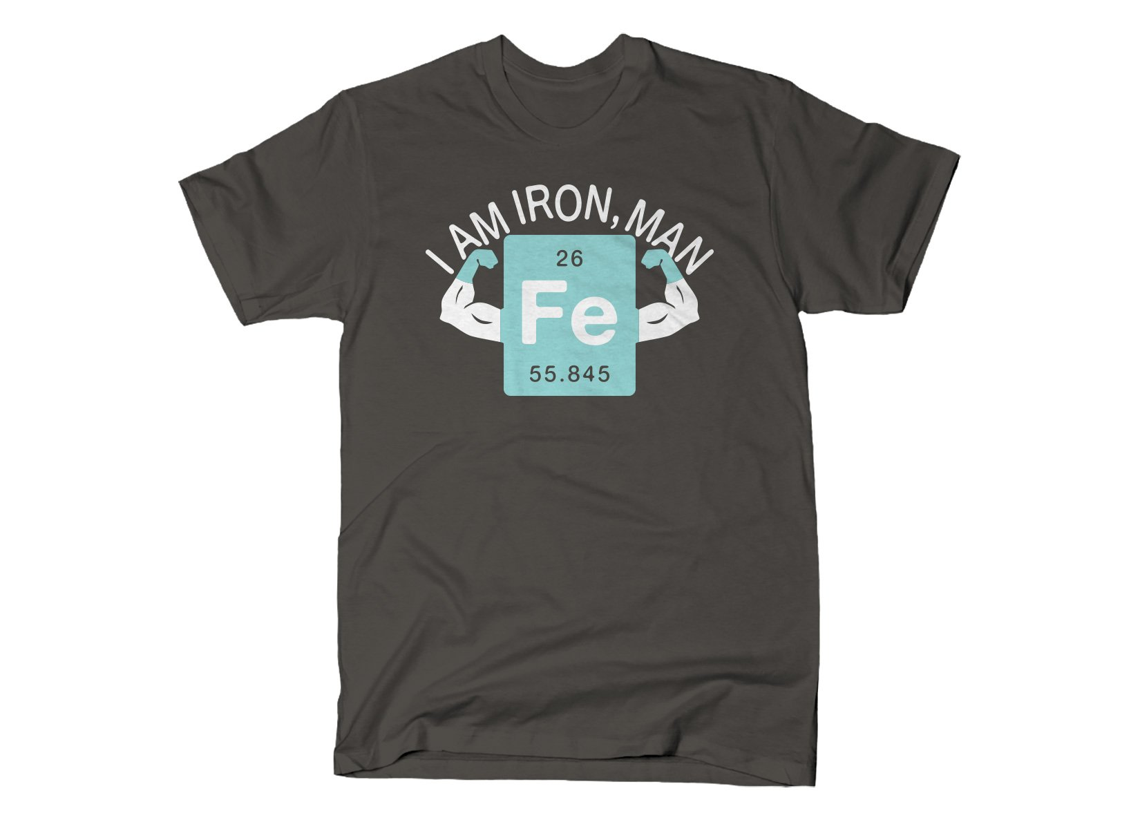 SnorgTees: I Am Iron, Man