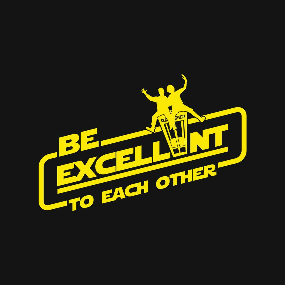 TeeFury: Return Of The Excellent Duo